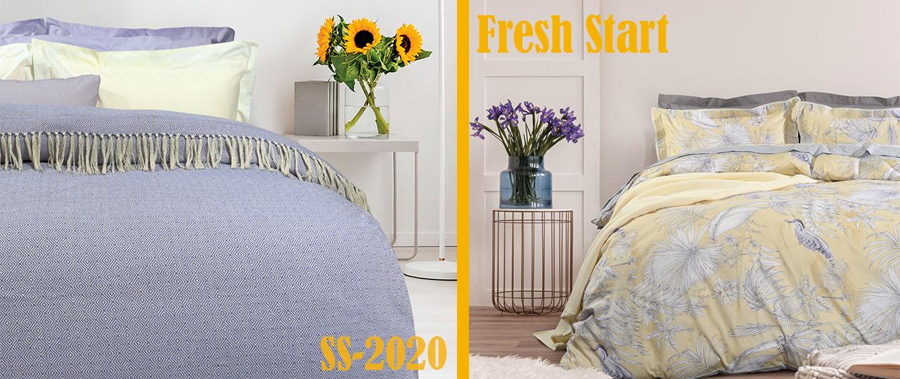 Fresh Start ss20