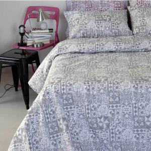Σεντόνια Διπλά Σετ 200x260cm Melinen Ultra Batik Grey