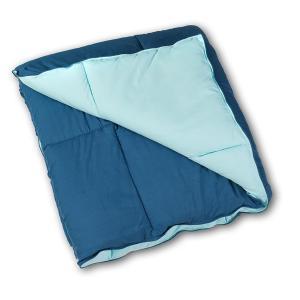Πάπλωμα Μονό Nima 160x240cm Abalone Blue-Aqua