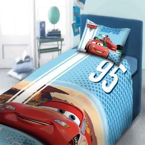 Σεντόνια Μονά Σετ 3τμχ Dimcol Cars 973