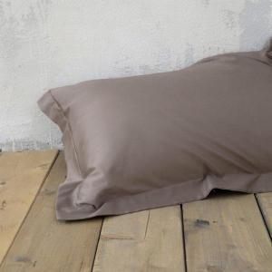 Μαξιλαροθήκες Ζεύγος 52x72+5cm Nima Superior Βαμβακοσατέν