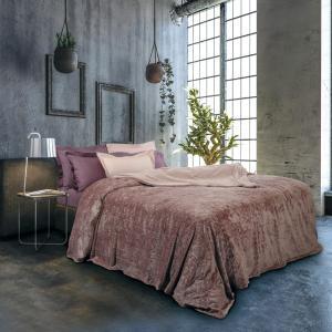 Κουβέρτα Fleece Μονή 160x220cm Das Home 0426
