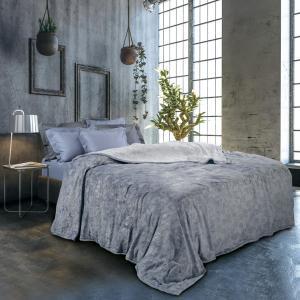 Κουβέρτα Fleece Μονή 160x220cm Das Home 0429