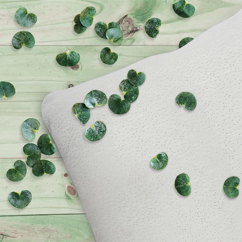 Μαξιλάρι Ύπνου 65x45cm Das Home Eukalyptus-Memory Foam 1041
