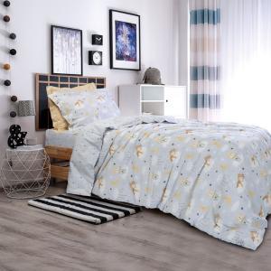 Σεντόνια Μονά Σετ 170x260cm Das Home Kid 4703