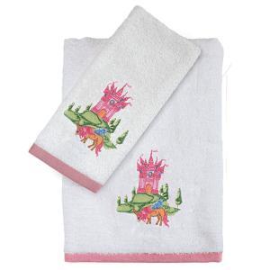 Πετσέτες Παιδικές Σετ 2τμχ Κεντητές Das Home Baby Fun Emb 4701