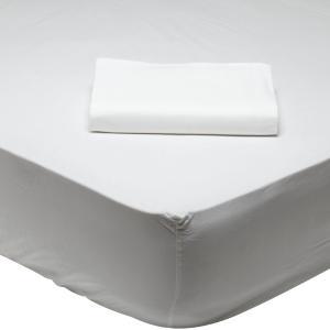 Σεντόνι Υπέρδιπλο με Λάστιχο 170x200+35cm Das Home Best 1001