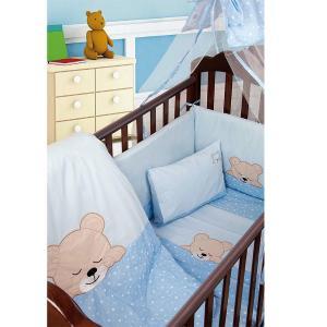 Σετ Προίκας Μωρού 3 Τεμ Dimcol Sleeping Bears Cub 13