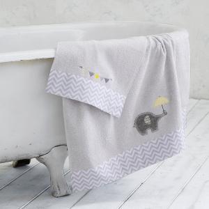 Πετσέτες Παιδικές Σετ 2τμχ Nima Elephantino