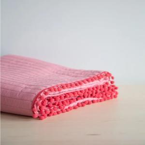 Κουβερλί Μονό Nima 160x240cm Finesse Vivid Pink