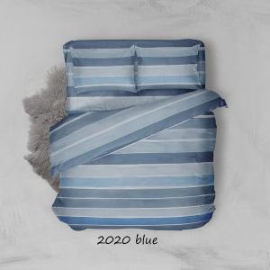Φανελένια Σεντόνια Διπλά Σετ 200x250cm Sunshine 2020