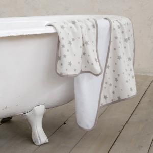 Πετσέτες Παιδικές Σετ 2τμχ Nima Giggle Gray