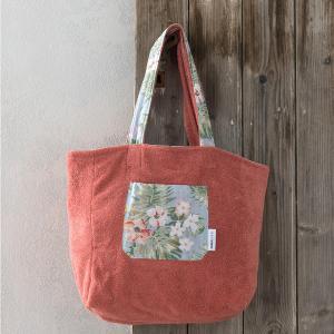 Τσάντα Θαλάσσης Nima Beach Jungle Flower