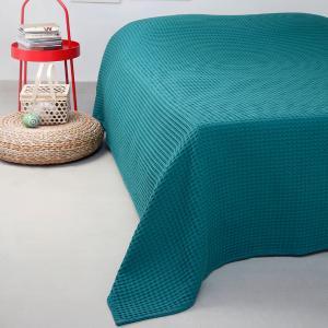 Κουβέρτα Πικέ Μονή 170x240cm Melinen Patmos Emerald