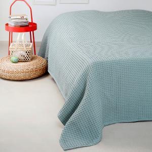 Κουβέρτα Πικέ Υπέρδιπλη 230x240cm Melinen Patmos Aquamarine