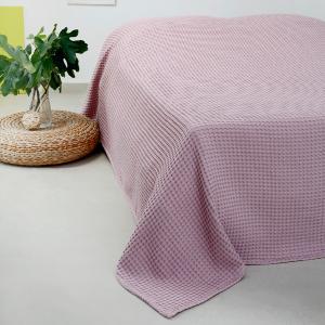 Κουβέρτα Πικέ Υπέρδιπλη 230x240cm Melinen Patmos Rose