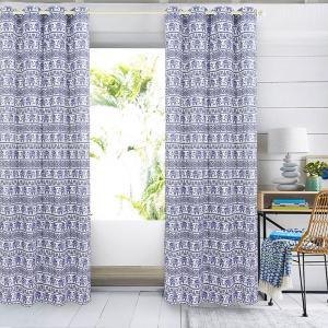 Κουρτίνα με Κρίκους Das Home 2100 140x280cm