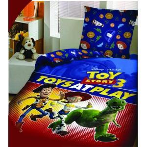 Κουβερλί Παιδικό Μονό 170x250cm Disney Toy Story 3 291