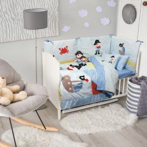 Κουβερλί Σετ Das Home Baby Dream Embroidery 6510