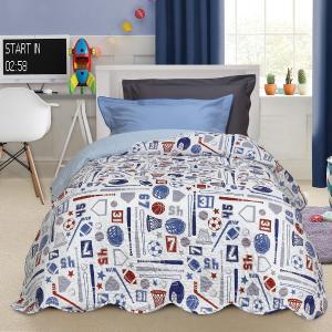 Κουβερλί Μονό 160x240cm Das Home Kid Micro 4620
