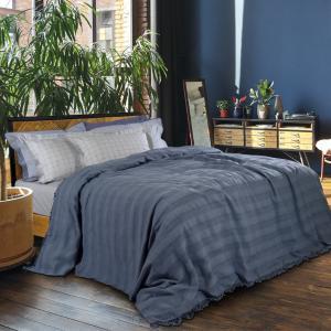 Κουβέρτα Υπέρδιπλη με Κρόσσια 230x250cm Das Home 0423
