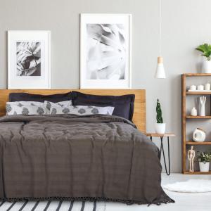 Κουβέρτα Υπέρδιπλη με Κρόσσια 230x250cm Das Home 0425
