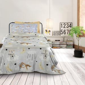 Κουβέρτα Μονή Παιδική Fleece 160x220cm Das Home Kid 4703