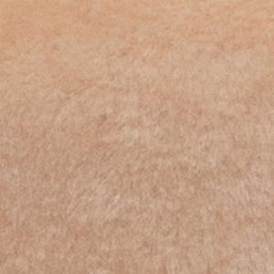 Κουβέρτα Υπέρδιπλη Βελουτέ Borea Crystal 220x240cm Μπεζ