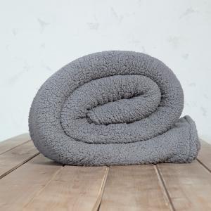 Κουβέρτα Υπέρδιπλη 220x240cm Nima Manta Gray