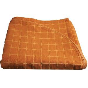 Κουβέρτα Πικέ Μονή 170x260cm Guy Laroche Regine Πορτοκαλί