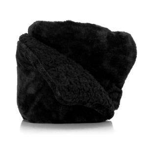 Κουβερτοπάπλωμα Υπέρδιπλο 220x240cm Borea Cozy Μαύρο