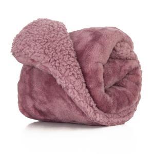 Κουβερτοπάπλωμα Υπέρδιπλο 220x240cm Borea Cozy Ροζέ