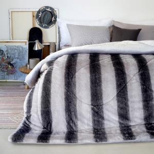 Κουβερτοπάπλωμα Μονό 160x220cm Melinen Fedor Grey