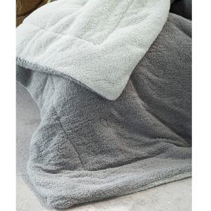 Κουβερτοπάπλωμα Υπέρδιπλο 220x240cm Nima Melt Light Gray / Dark Gray