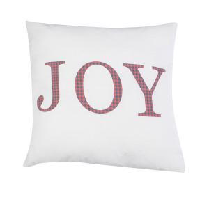 Διακοσμητικό Μαξιλάρι Χριστουγεννιάτικο σχέδιο 45x45 Borea  103 Joy