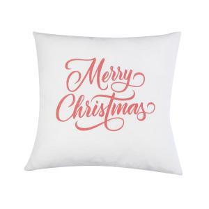 Διακοσμητικό Μαξιλάρι Χριστουγεννιάτικο σχέδιο 45x45 Borea  104 Merry Christmas