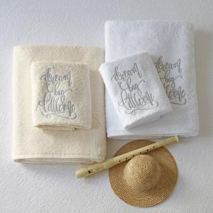 Πετσέτες Βρεφικές Σετ 2τμχ Melinen Baby Dreamer