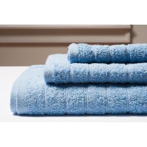 Πετσέτα Χεριών 30x50 Melinen Towels  Σιέλ