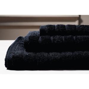 Πετσέτα Χεριών 30x50 Melinen Towels  Μαύρο