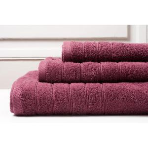 Πετσέτα Χεριών 30x50 Melinen Towels  Βυσσινί