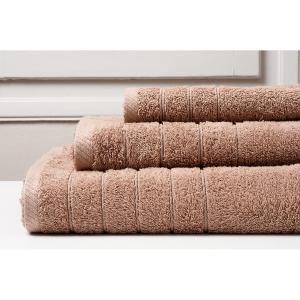 Πετσέτα Χεριών 30x50 Melinen Towels  Mokka