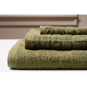 Πετσέτα Χεριών 30x50 Melinen Towels  Λαδί