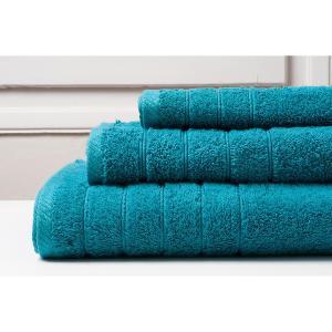 Πετσέτα Χεριών 30x50 Melinen Towels  Πετρόλ