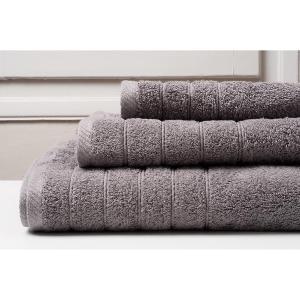 Πετσέτα Χεριών 30x50 Melinen Towels  Γκρι