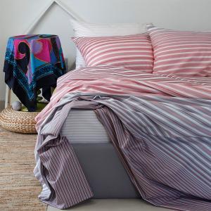 Σεντόνια Υπέρδιπλα Σετ 235x270cm Melinen Ultra Corso Pink
