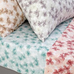 Μαξιλαροθήκες Ζεύγος 50x70cm Melinen Urban Mixology Floral Grey