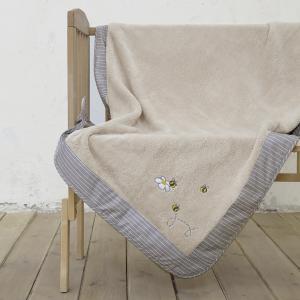 Κουβέρτα Κούνιας 110x140cm Nima Meya