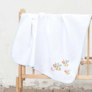 Κουβέρτα Πικέ Κούνιας Nima Yo-Yo 110x140cm