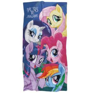 Πετσέτα Θαλάσσης Παιδική 70x140cm Das Home My Little Pony 5816
