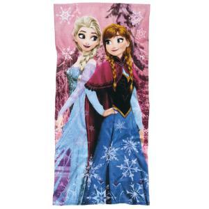 Πετσέτα Θαλάσσης Παιδική 70x140cm Das Home Frozen 5821
